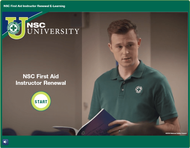 Private instructor newsletter nsc first aid instructors will now be able to renew their instructor authorization by successfully completing this 60 minute online training program fandeluxe Images