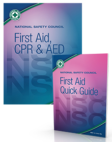 National Safety Council First Aid Cpr Aed Defensive Training Solutions