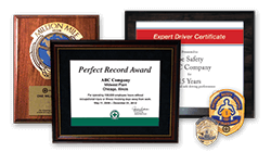 Safety Awards and Recognition