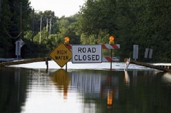 Stay Safe Around Flooding