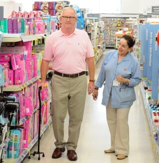 Fall Prevention Focus of Walgreens Senior Day