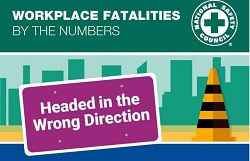 Workplace Fatalities by the Numbers