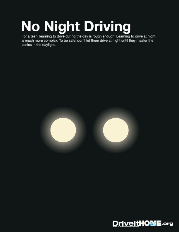 No Night Driving