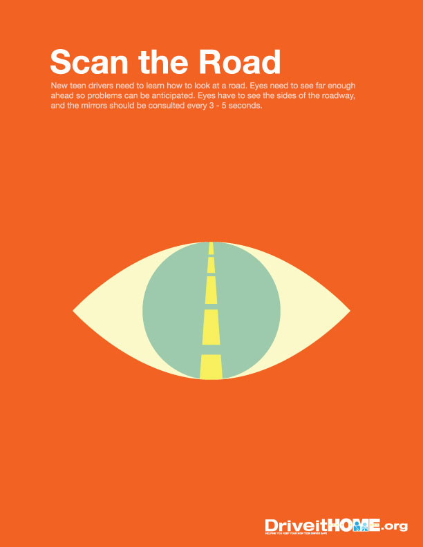 Scan the Road