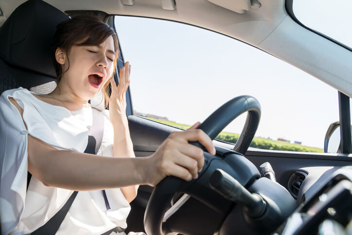 Teen Driver Risks - Drowsy Driving