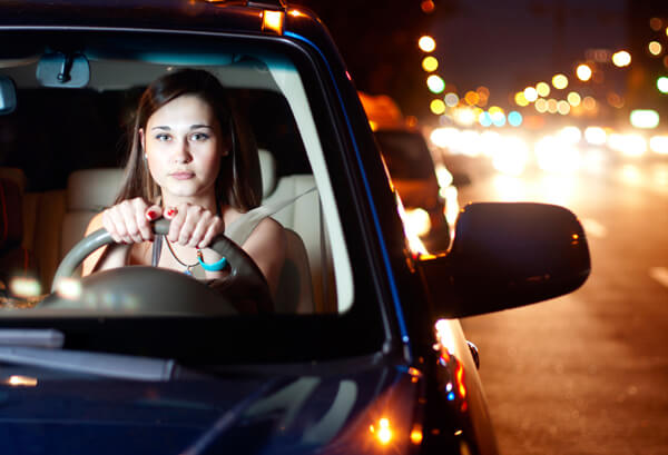 Teen Driver Risks - Night Driving