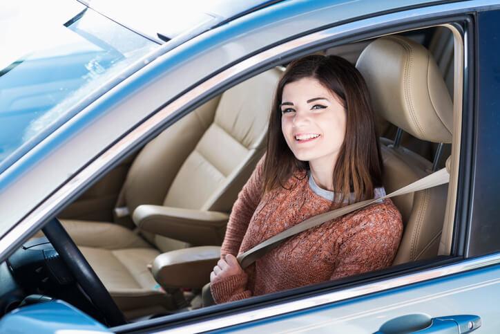 Teen Driver Risks - Seat Belts